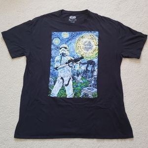 Star Wars Stormy Night T-Shirt